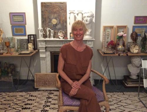 Entrevistamos a Patricia Almarcegui, autora de «El pintor y la viajera»