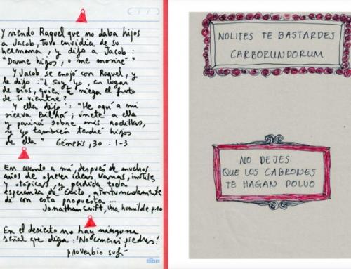 #LaVidaEnRojo, o de la creatividad en forma de fanzine