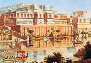 Biblioteca de Ninive