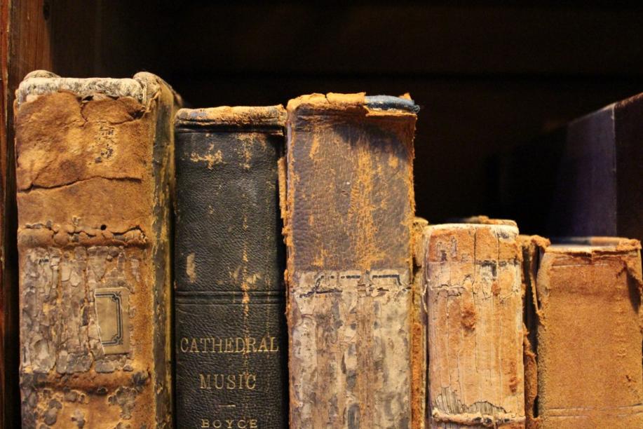 Bibliotecas perdidas
