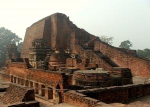 Biblioteca de la Universidad de Nalanda