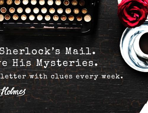 Dear Holmes: ¿Te atreves con un misterio transmedia?