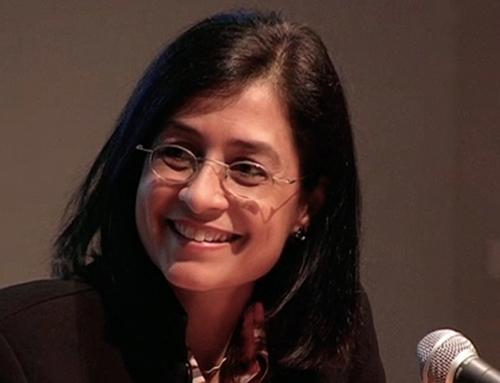 """Charlamos con Claudia Giannetti, comisaria de """"Más allá de 2001: Odiseas de la inteligencia"""""""