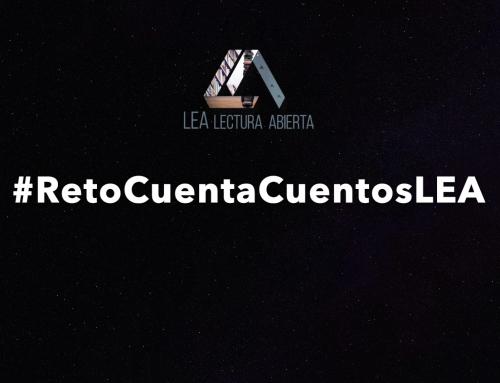 #RetoCuentaCuentosLEA (primera edición)