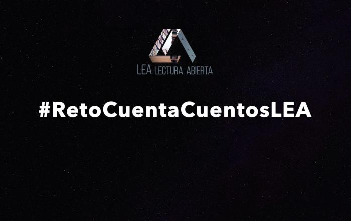 #RetoCuentaCuentosLEA