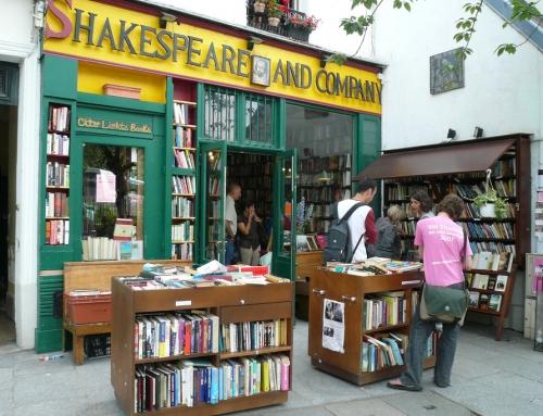 Shakespeare & Co: la librería más hermosa de París