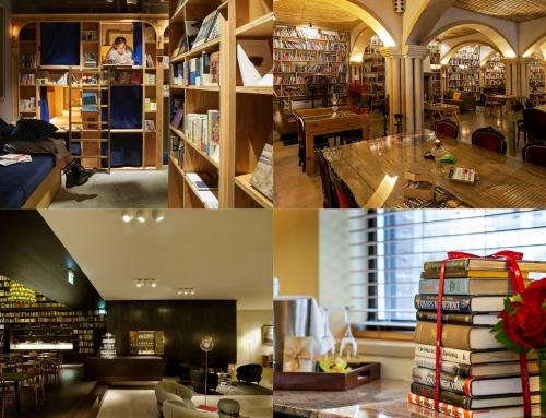 Hoteles y lectura: 5 oasis para leer y perderse