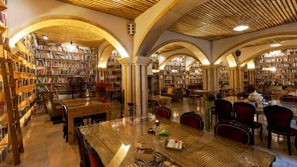Hoteles y lectura: 5 oasis para perderse